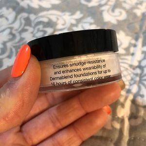 Dermablend Makeup - Makeup Setting Powder